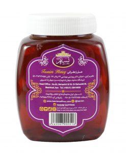 عسل زعفرانی تسنیم، حاوی آنتی اکسیدان است که ریسک ابتلا به حملهی قلبی را کاهش میدهد و همچنین به دلیل وجود زعفران خالص به شادابی شما کمک میکند.